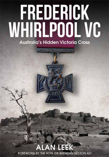 Frederick Whirlpool VC Cover