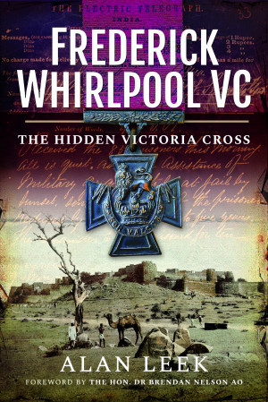 Frederick Whirlpool Vc Book Cover