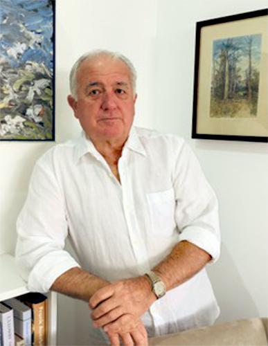 Alan Leek Author