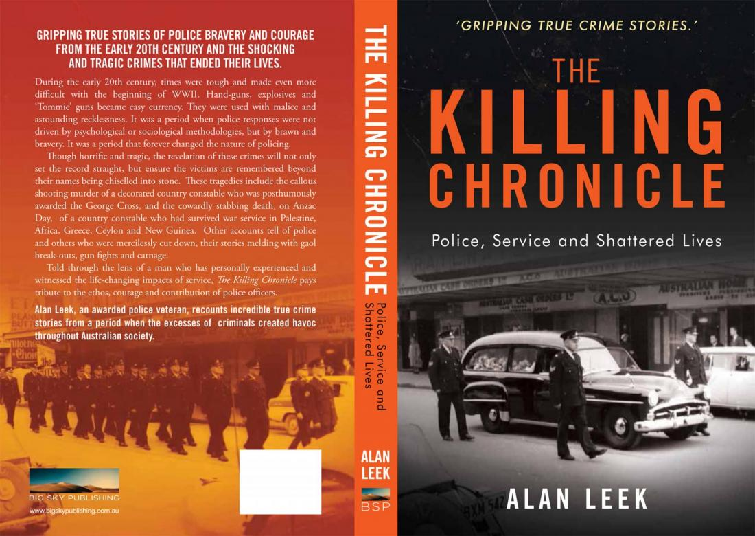 The Killing Chronicle Cover