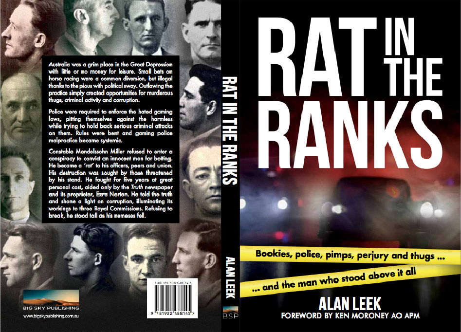 Rat In The Ranks Alan Leek